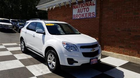 2011 Chevrolet Equinox for sale in Waterbury, CT