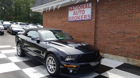 2008 Ford Shelby GT500 for sale in Waterbury, CT