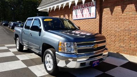 2013 Chevrolet Silverado 1500 for sale in Waterbury, CT