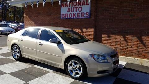 2010 Chevrolet Malibu for sale in Waterbury, CT