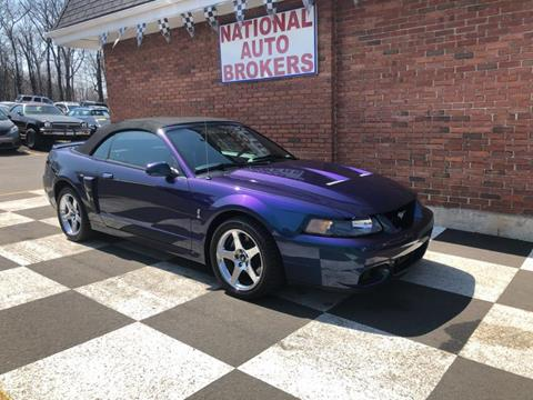 ford mustang svt cobra for sale in connecticut carsforsale com