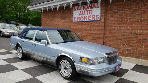 1997 Lincoln Town Car For Sale In Kansas City Mo Carsforsale Com
