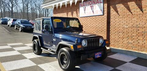 2006 Jeep Wrangler for sale in Waterbury, CT