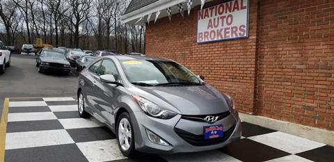 2013 Hyundai Elantra Coupe for sale in Waterbury, CT