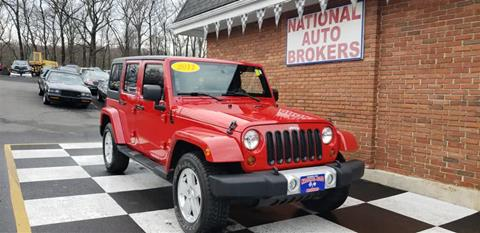 2011 Jeep Wrangler Unlimited for sale in Waterbury, CT