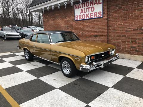 1974 Chevrolet Nova for sale in Waterbury, CT