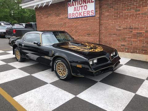 1977 Pontiac Trans Am for sale in Waterbury, CT