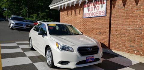 2015 Subaru Legacy for sale in Waterbury, CT