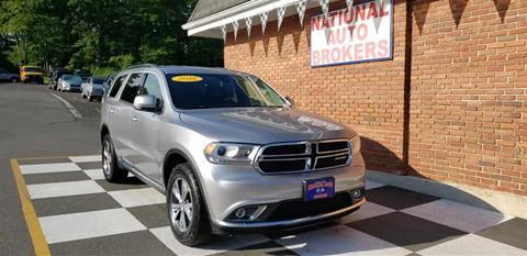 2016 Dodge Durango for sale in Waterbury, CT