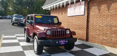 2007 Jeep Wrangler for sale in Waterbury, CT