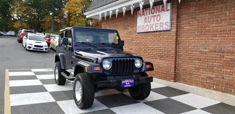1999 Jeep Wrangler for sale in Waterbury, CT
