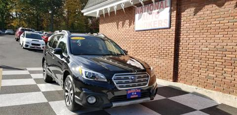 2015 Subaru Outback for sale in Waterbury, CT