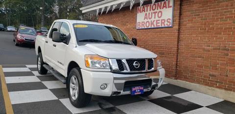 2010 Nissan Titan for sale in Waterbury, CT
