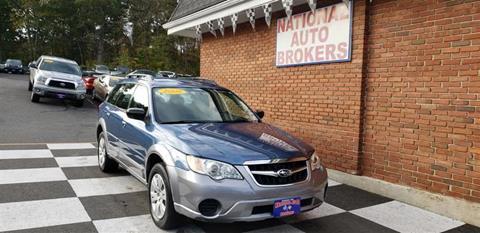 2008 Subaru Outback for sale in Waterbury, CT