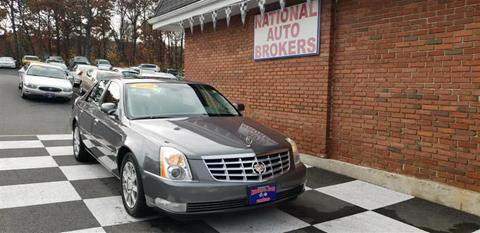 2008 Cadillac DTS for sale in Waterbury, CT