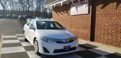 2013 Toyota Camry for sale in Waterbury, CT