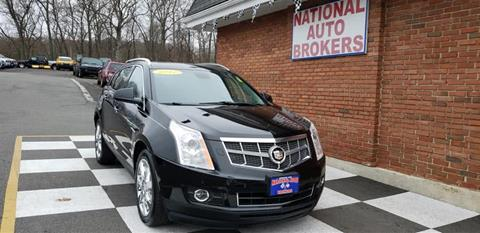2012 Cadillac SRX for sale in Waterbury, CT
