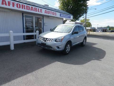 2014 Nissan Rogue Select for sale in Auburn, NY