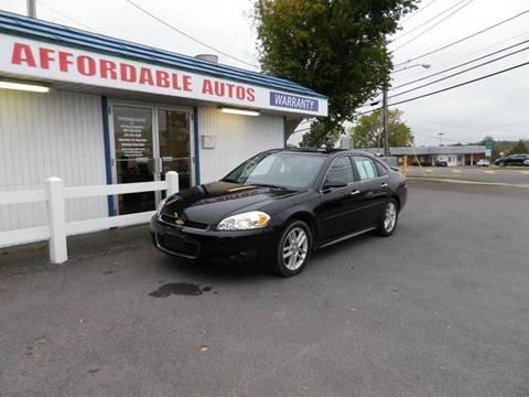 2013 Chevrolet Impala for sale in Auburn, NY