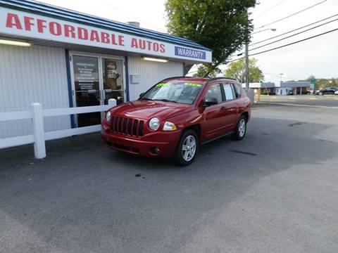 2008 Jeep Compass for sale in Auburn, NY