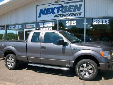 2014 Ford F-150 for sale in Amery, WI