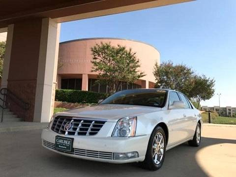 2011 Cadillac DTS for sale in Amery, WI