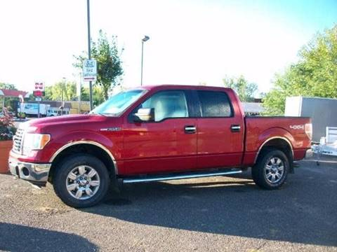 2011 Ford F-150 for sale in Amery WI