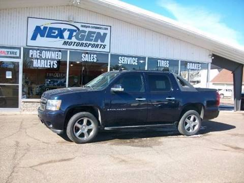 2007 Chevrolet Avalanche for sale in Amery WI