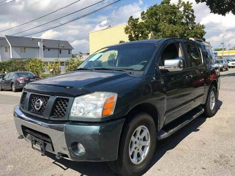 2004 Nissan Armada for sale in Ridgewood, NY