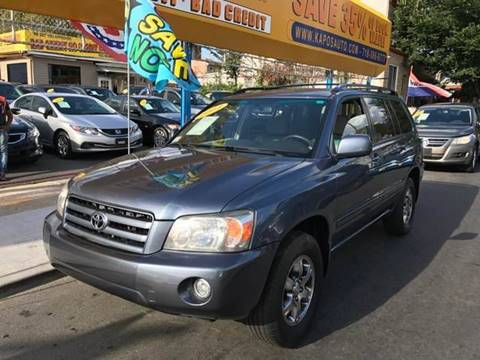 2004 Toyota Highlander for sale in Ridgewood, NY