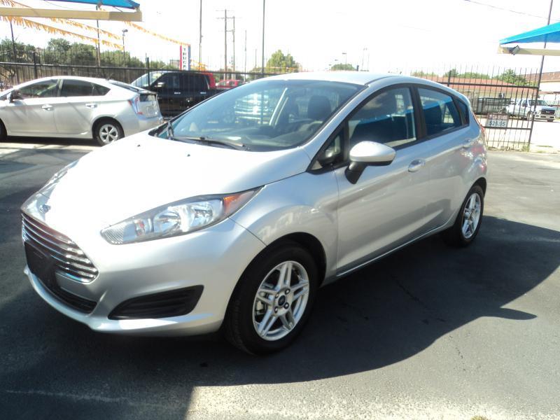 2017 Ford Fiesta for sale at Gold Star Motors Inc. in San Antonio TX