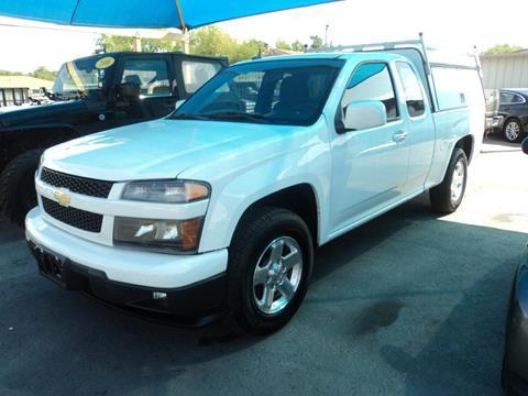 2012 Chevrolet Colorado for sale at Gold Star Motors Inc. in San Antonio TX