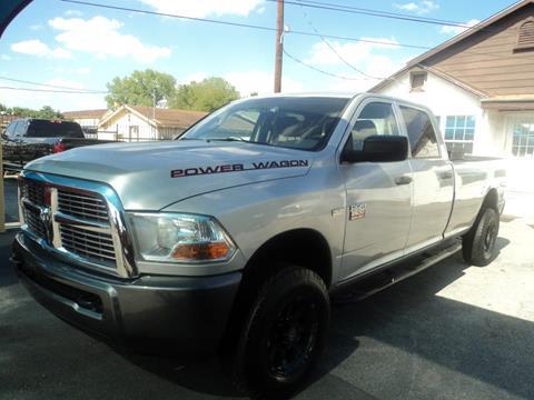 2011 RAM Ram Pickup 2500 for sale at Gold Star Motors Inc. in San Antonio TX