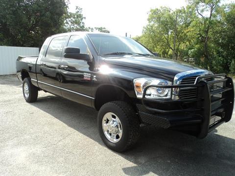 2007 Dodge Ram Pickup 2500 for sale at Gold Star Motors Inc. in San Antonio TX
