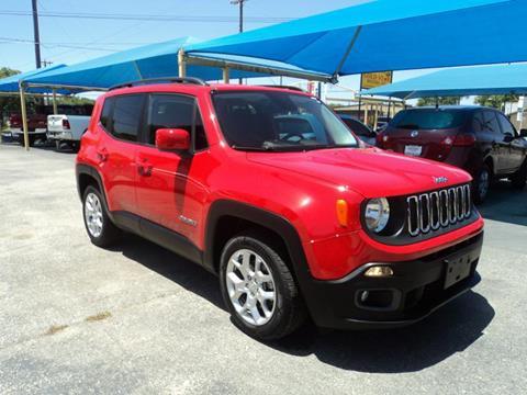 2017 Jeep Renegade for sale at Gold Star Motors Inc. in San Antonio TX