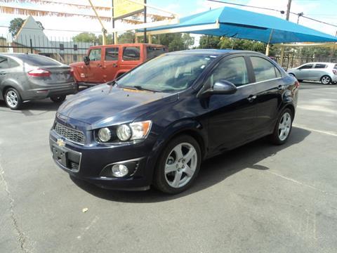 2016 Chevrolet Sonic for sale at Gold Star Motors Inc. in San Antonio TX
