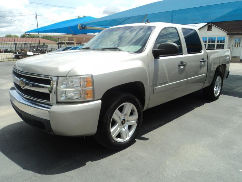 2008 Chevrolet Silverado 1500 for sale at Gold Star Motors Inc. in San Antonio TX