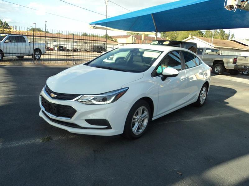 2017 Chevrolet Cruze for sale at Gold Star Motors Inc. in San Antonio TX