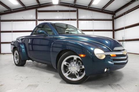2005 Chevrolet SSR for sale in Rosenberg, TX