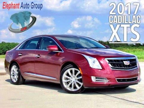 2017 Cadillac XTS for sale in Rosenberg, TX