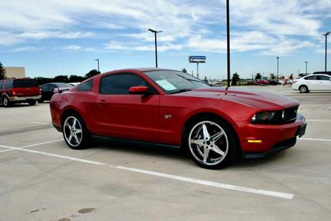 2010 Ford Mustang for sale in Rosenberg, TX