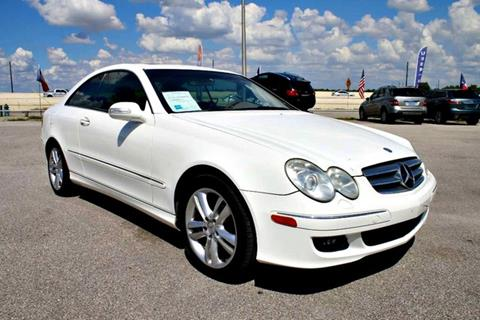 2006 Mercedes-Benz CLK for sale in Rosenberg, TX