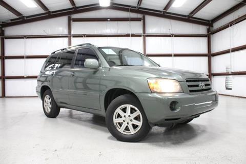 2007 Toyota Highlander for sale in Rosenberg, TX