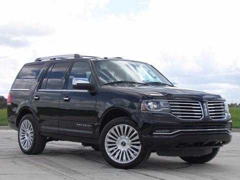 2017 Lincoln Navigator for sale in Rosenberg, TX