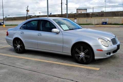 2006 Mercedes-Benz E-Class for sale in Rosenberg, TX