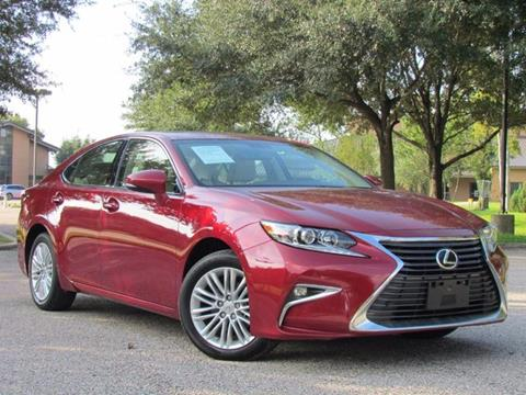 2016 Lexus ES 350 for sale in Rosenberg, TX
