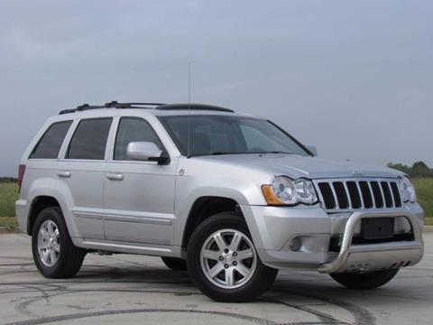 2008 Jeep Grand Cherokee for sale in Rosenberg, TX