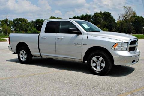 2016 RAM Ram Pickup 1500 for sale in Rosenberg, TX