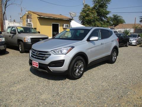 2016 Hyundai Santa Fe Sport for sale in Modesto, CA