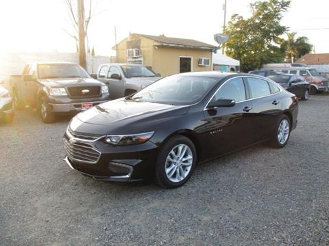2016 Chevrolet Malibu for sale in Modesto, CA